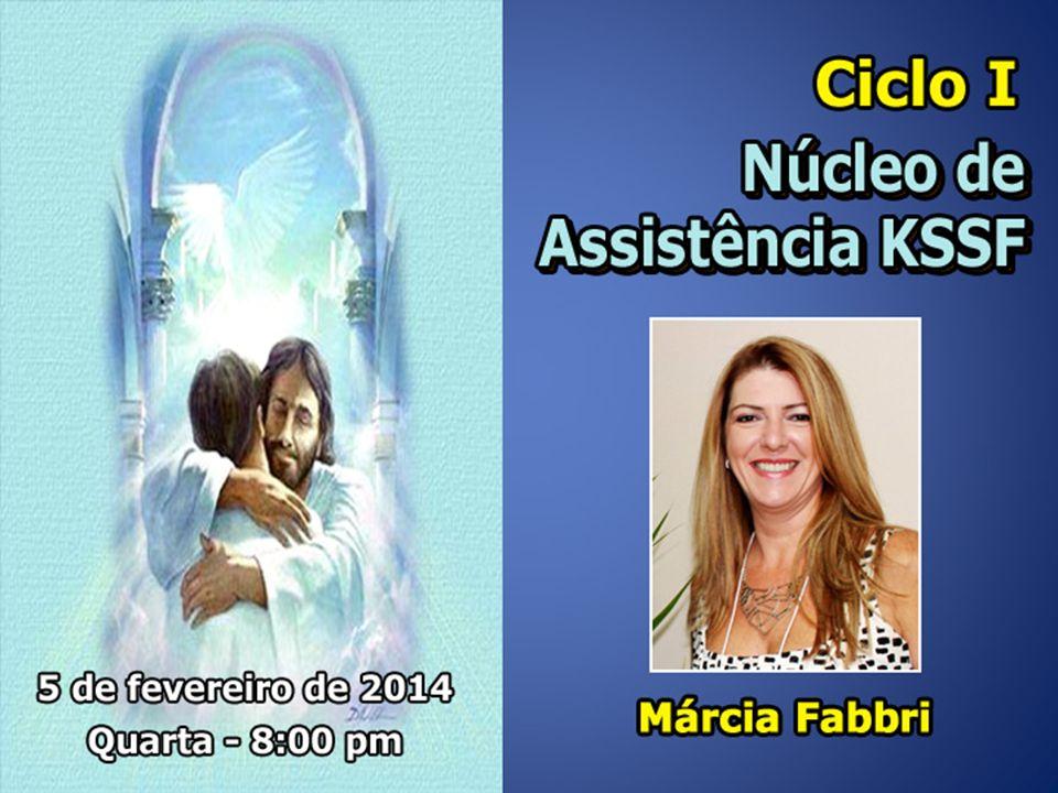 KSSF - KARDECIAN SPIRITIST SOCIETY OF FLORIDA A transmissão de energia ocorrerá através dos centros de força (chakras).
