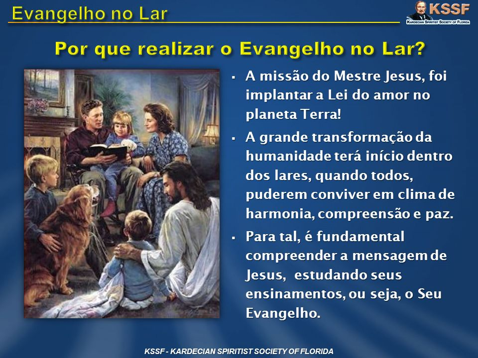A missão do Mestre Jesus, foi implantar a Lei do amor no planeta Terra.