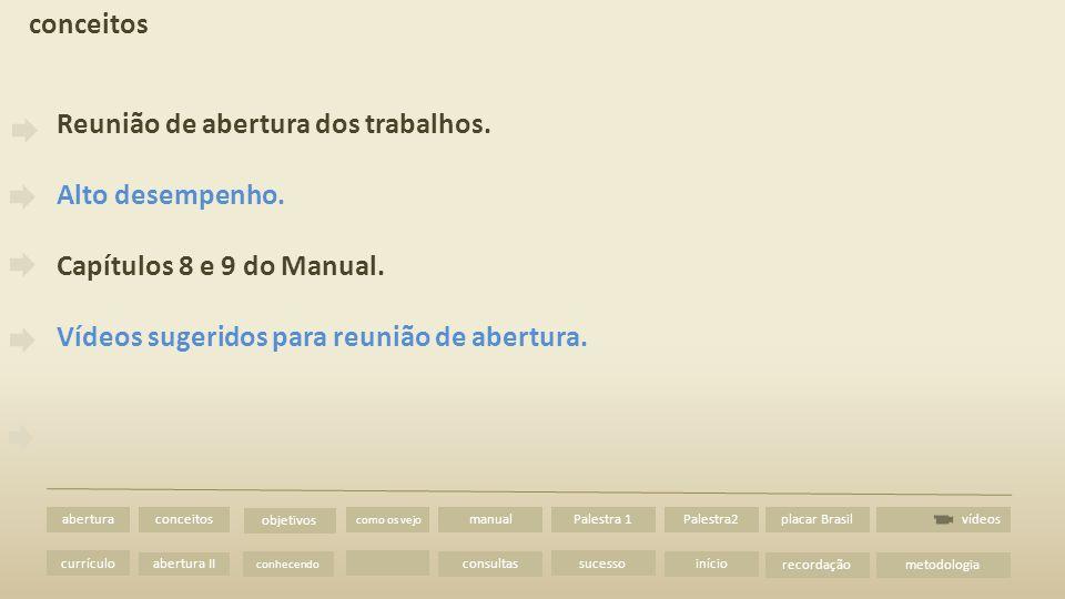 abertura II vídeos abertura currículo conceitos metodologia como os vejo manual consultas Palestra 1 sucesso Palestra2 início placar Brasil recordação objetivos conhecendo placar Brasil ano participantes média Pontos médios por ocupação Pontos medalhas Total de pontos 200516101,1257509,881518178158 20072041,62519,66321610392 20092031,854519,26371410384 20112521,883523,084471013077 20133761,41 * 8513,62 ** 552719004 Ouro4 Prata3 Bronze2 Excelência1 * 1 - 2,41 ** 1- 531,03