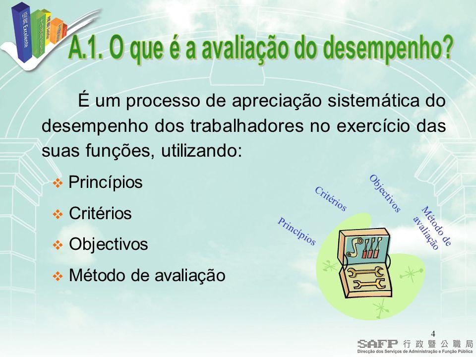 25 Exemplo 5 O trabalhador tem uma avaliação sumativa correspondente a 5 meses e uma avaliação ordinária correspondente a 7 meses.