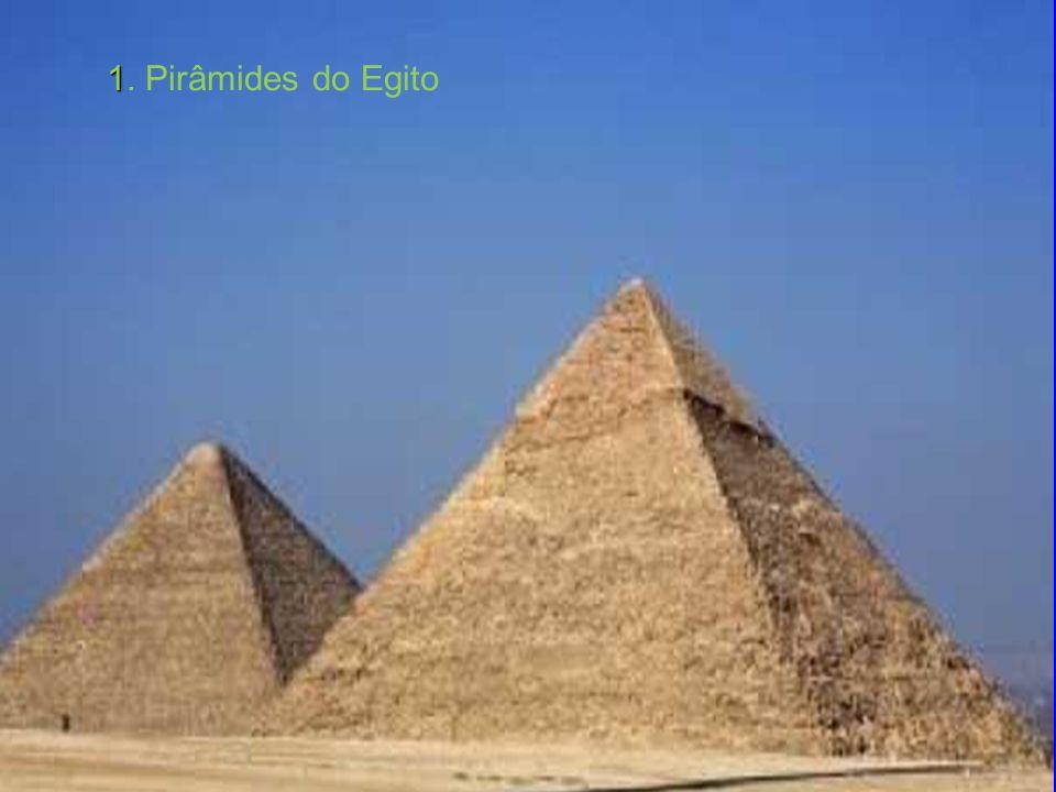 1 1. Pirâmides do Egito