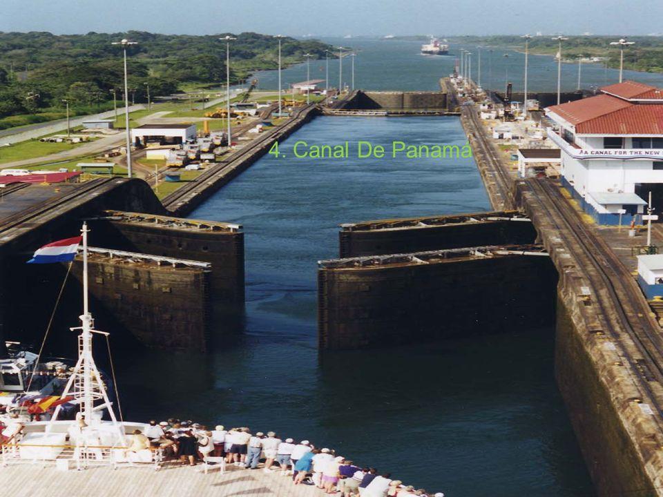 4. Canal De Panamá