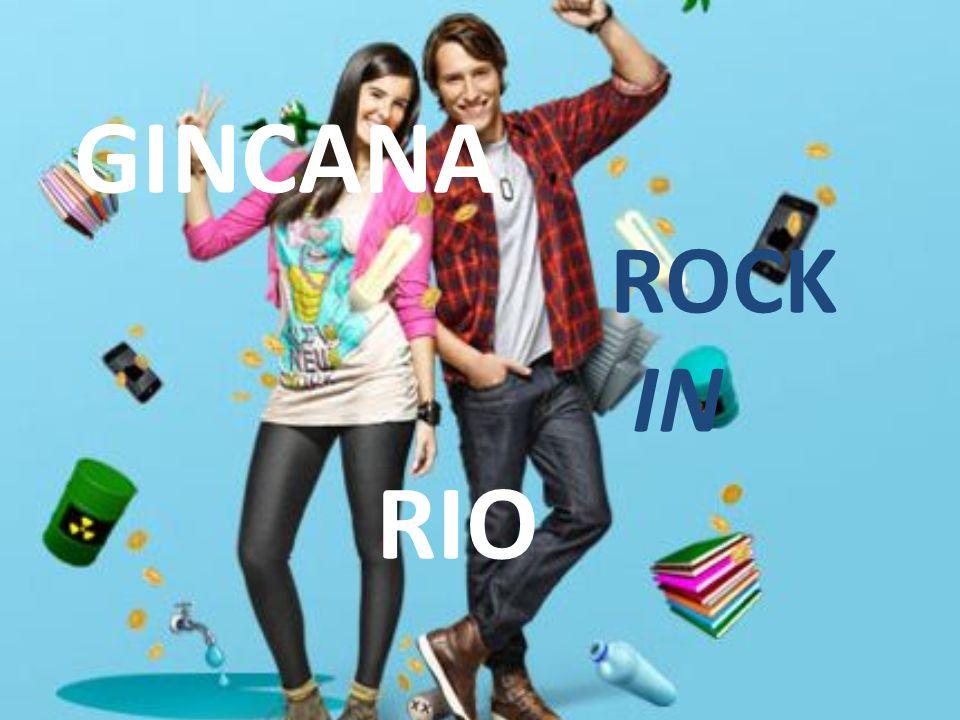 GINCANA ROCK IN RIO