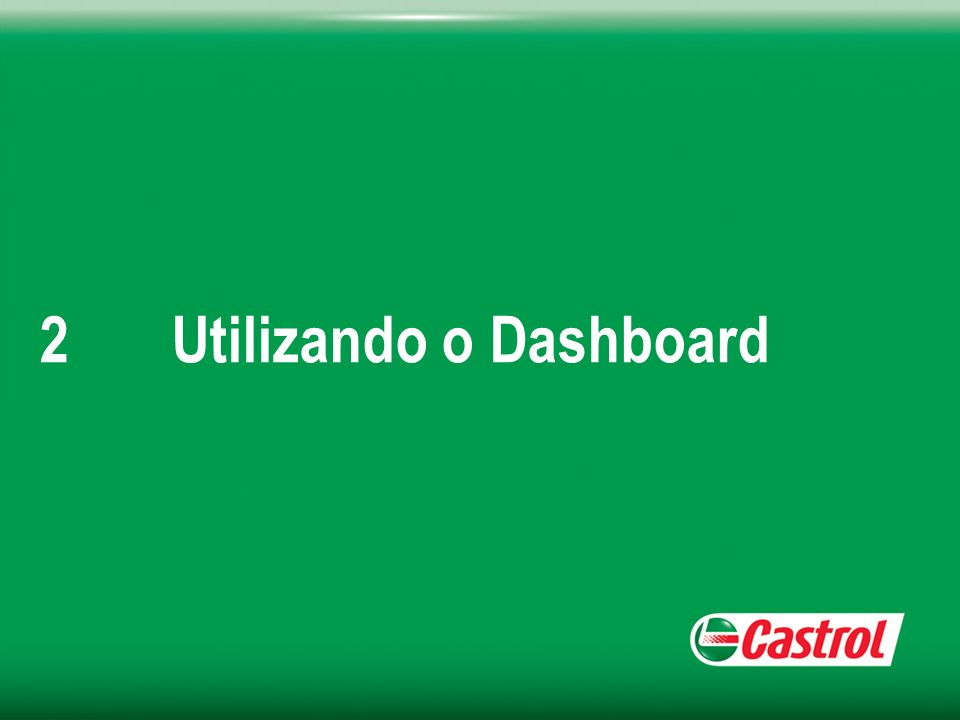 2Utilizando o Dashboard
