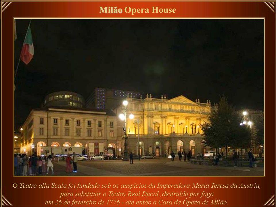 O Teatro Real, inaugurado em 10 de outubro de 1850, é um dos melhores ambientes acústicos para óperas. Madri Madri Opera House