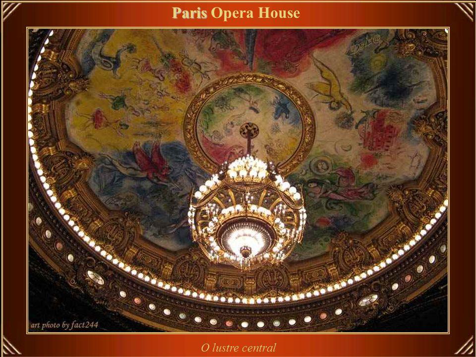 Paris Paris Opera House O grande salão
