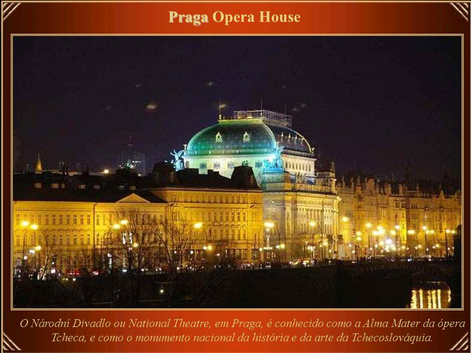 Don Giovanni - Mozart Teatro do Estado de Praga acolheu a première da ópera Don Giovanni de Mozart, em 29 de outubro de 1787