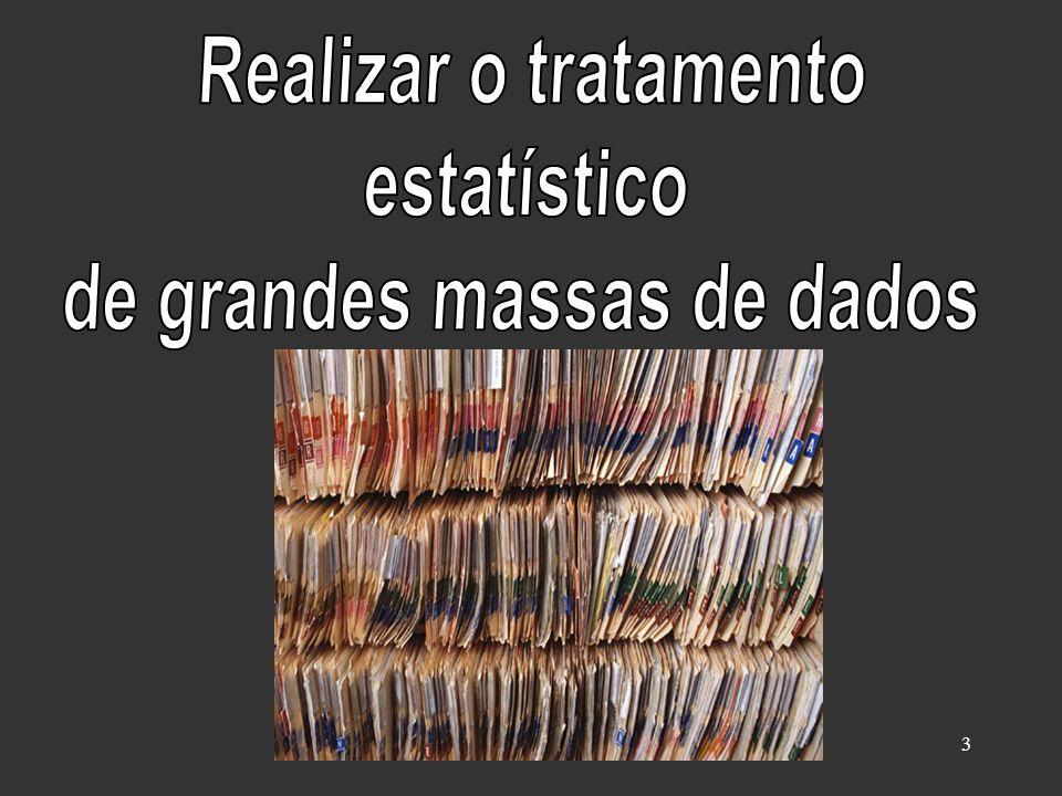 54 FREQÜÊNCIA ORGANIZAÇÃO DOS DADOS 7- Tipos de Freqüência É o número de repetições do mesmo valor observado durante o levantamento estatístico.