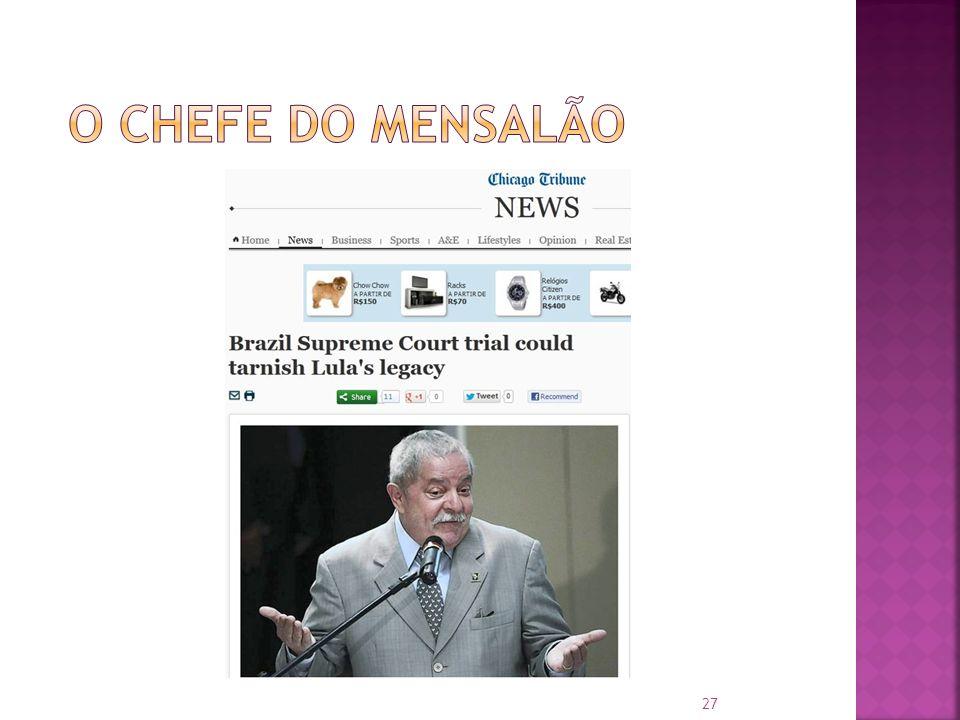 O tumor da corrupção impune assumiu dimensões tão perturbadoras que talvez só possa ser lancetado por um quadrilheiro de grosso calibre alguém como Marcos Valério.