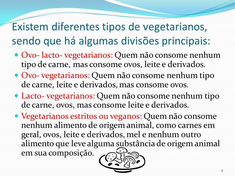 Ao eliminar do cardápio o consumo de todos os tipos de carne, a pessoa é considerada vegetariana e os motivos para ser adepto deste tipo de alimentaçã