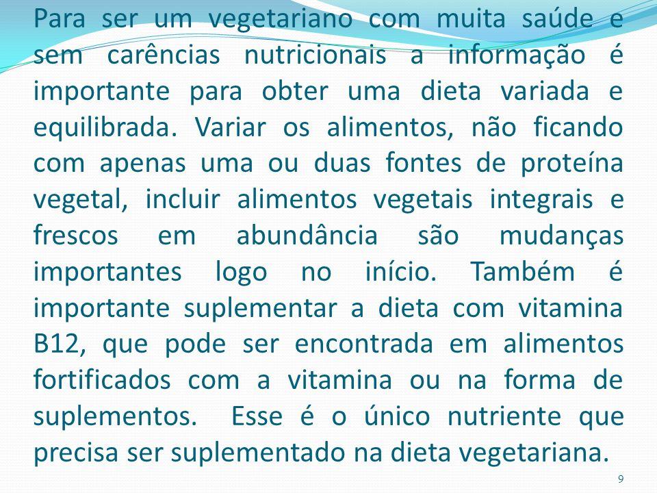 A empresária Claudia Belinello, que desde 1997 eliminou o consumo de carne da sua alimentação, informa que os benefícios foram diversos. Muita coisa m