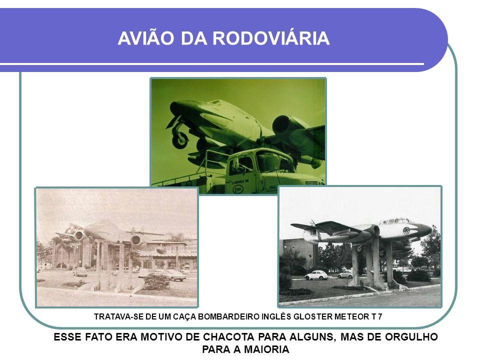 HOJE A RODOVIÁRIA DE CRUZ ALTA ERA CONHECIDA PELO BRASIL POR SER A RODOVIÁRIA DO AVIÃO