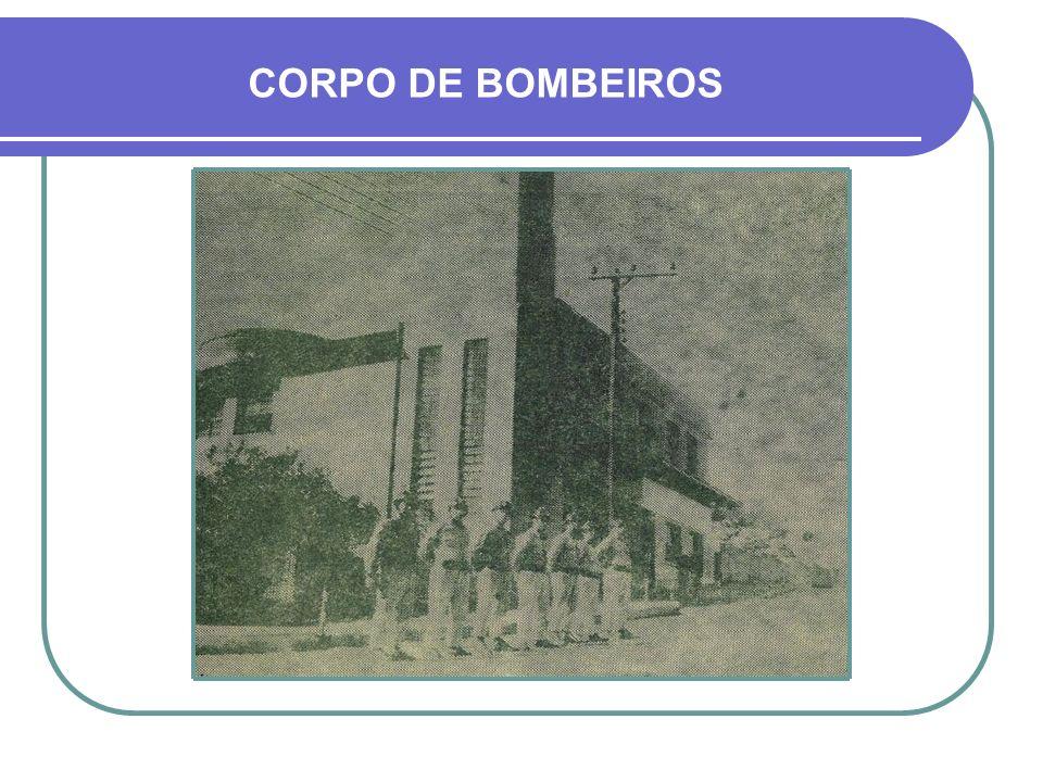 AVENIDA PRESIDENTE VARGAS CORPO DE BOMBEIROS