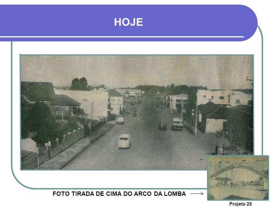 HOJE RUA PINHEIRO MACHADO ESQUINA AVENIDA MARIZ E BARROS