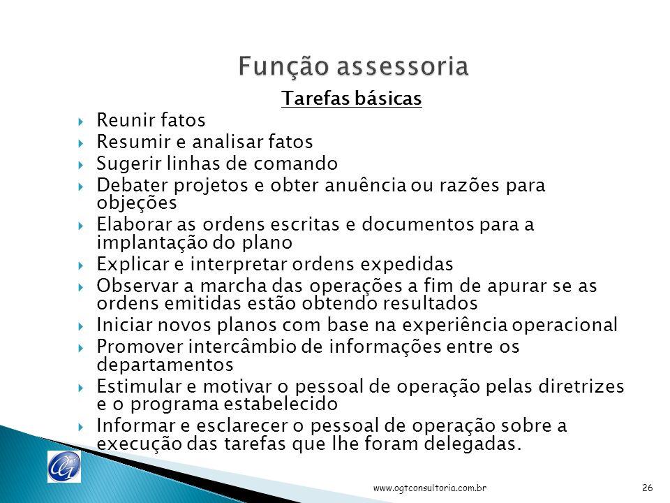 www.ogtconsultoria.com.br 25