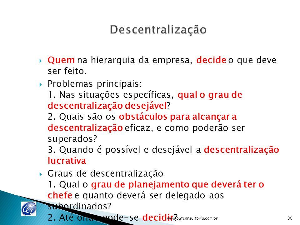 www.ogtconsultoria.com.br 29