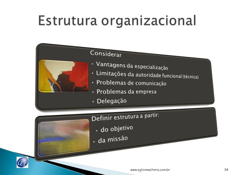 www.ogtconsultoria.com.br 33