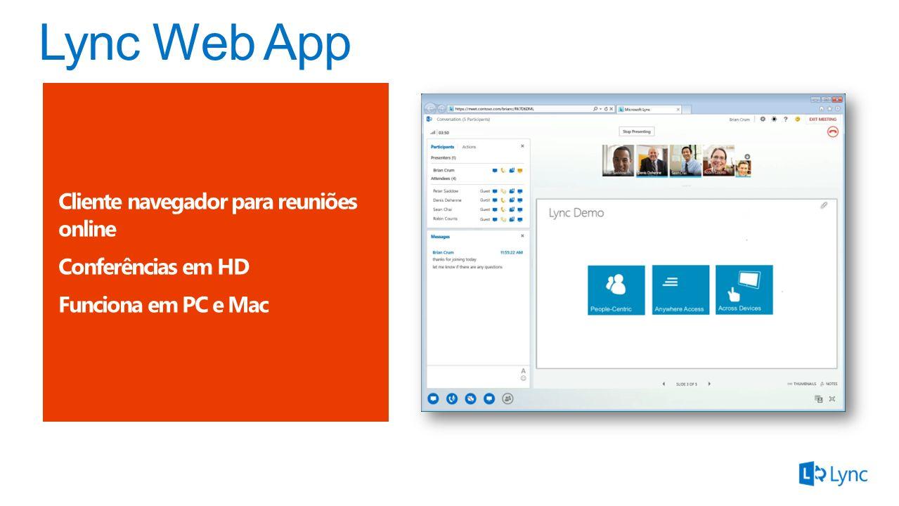 Novo cliente de aplicativos Windows 8 Aplicativos móveis disponíveis Windows Phone, Apple, Android, e Symbian