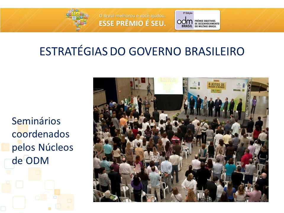 PRÊMIO ODM BRASIL – 5ª EDIÇÃO ACORDI – Independência/CE