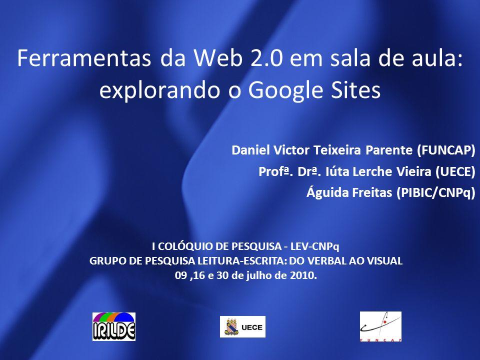 Free Template from www.brainybetty.com 2 Disciplina de Projeto Especial VI, no Curso de Letras, ministrada pela Drª.