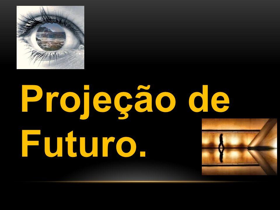 Projeção de Futuro.
