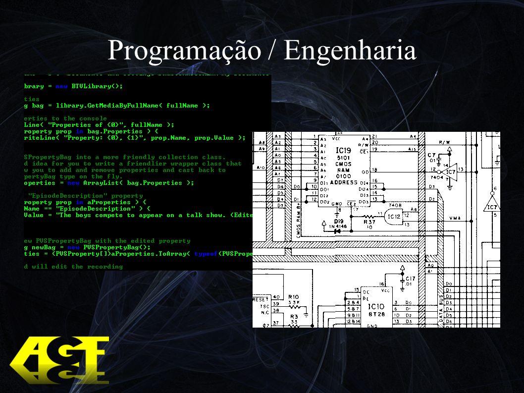 Programação / Engenharia