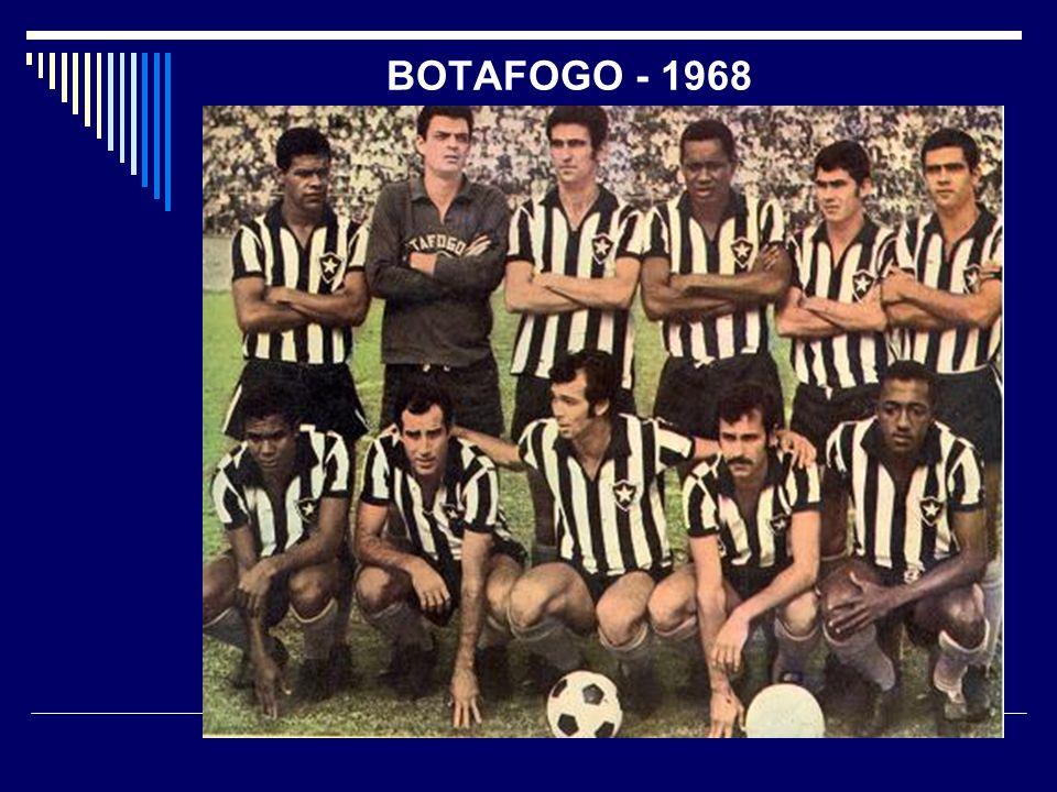 BOTAFOGO - 1968