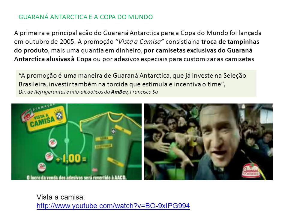 O Guaraná Antarctica, volta com promoção para o consumidor visando.