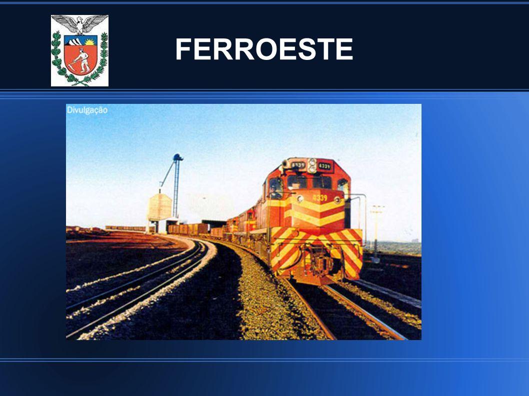 A Estrada de Ferro Paraná Oeste S.A., ou Ferroeste, é uma ferrovia estatal brasileira criada em 15 de março de 1988 e que tem como principal acionista o estado do Paraná.