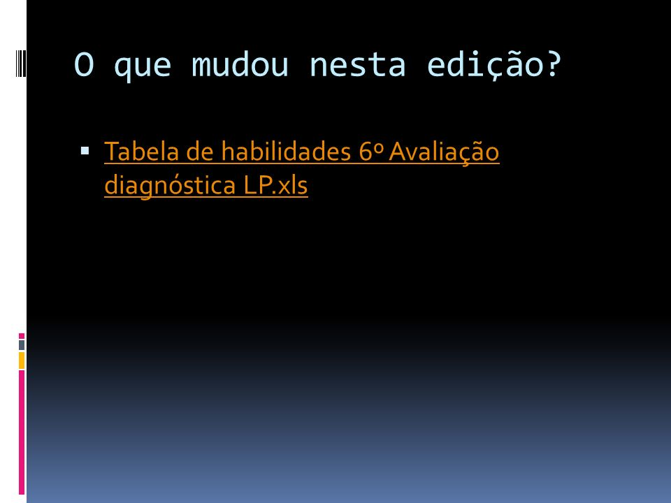 Orientações Envio da planilha com os dados de língua portuguesa e matemática, até 14/09/2012, via e-mail do Núcleo Pedagógico: dersbc.npe@see.sp.gov.br com cópia para o e-mail do Supervisor da escola.