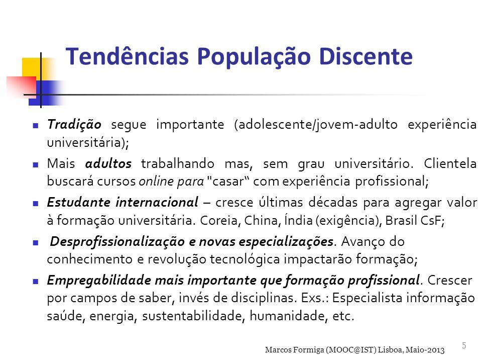 Alternativas para a escassez de talentos (ii) Duas importantes ferramentas para instrumentalizar tais mudan ç as no Brasil são: Educa ç ão aberta Educa ç ão a distância (EAD).