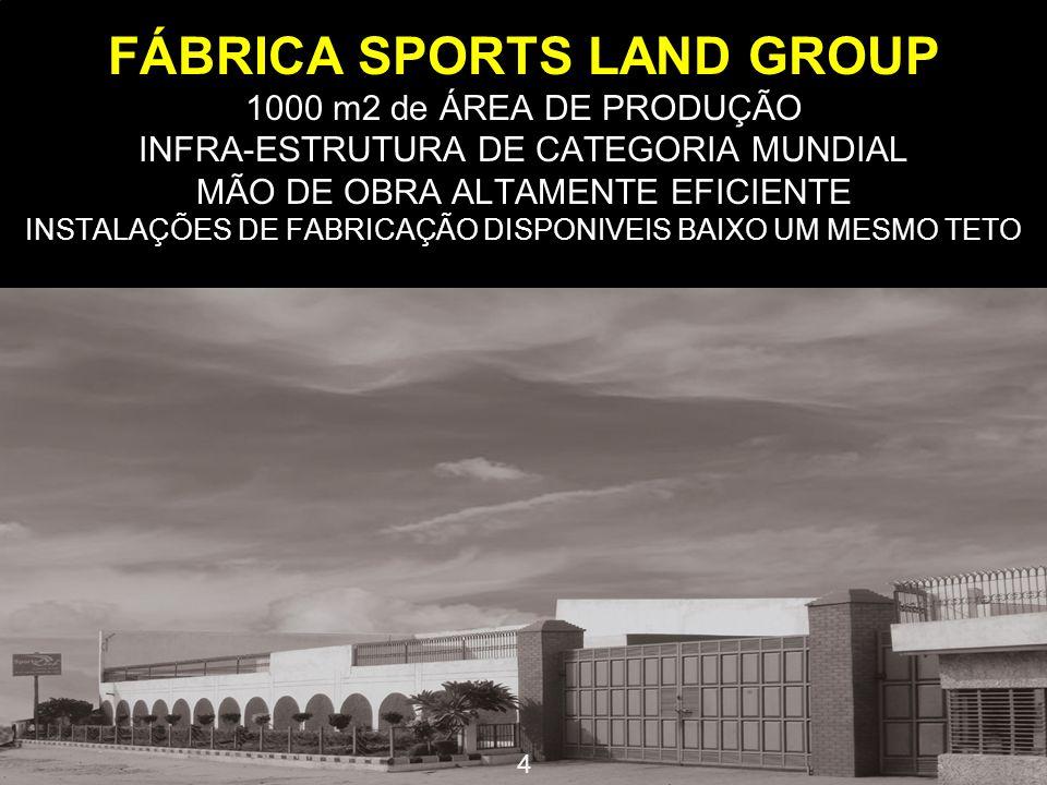 Click to edit Master subtitle style SMDESIGN FÁBRICA SPORTS LAND GROUP 1000 m2 de ÁREA DE PRODUÇÃO INFRA-ESTRUTURA DE CATEGORIA MUNDIAL MÃO DE OBRA AL