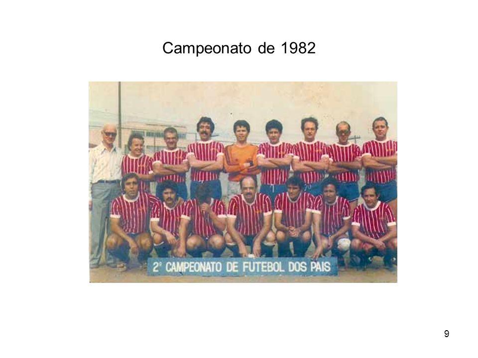 10 Campeonato de 1982