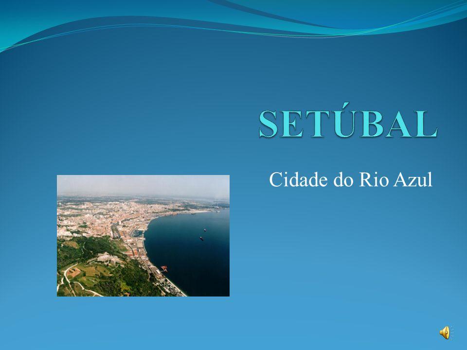 Cidade do Rio Azul