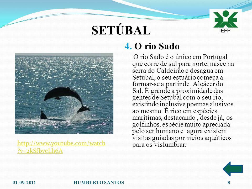 SETÚBAL 3. Gastronomia A cidade de Setúbal é reconhecida pela gastronomia baseada em pratos de peixe assado, cozido ou grelhado, assim como o famoso c