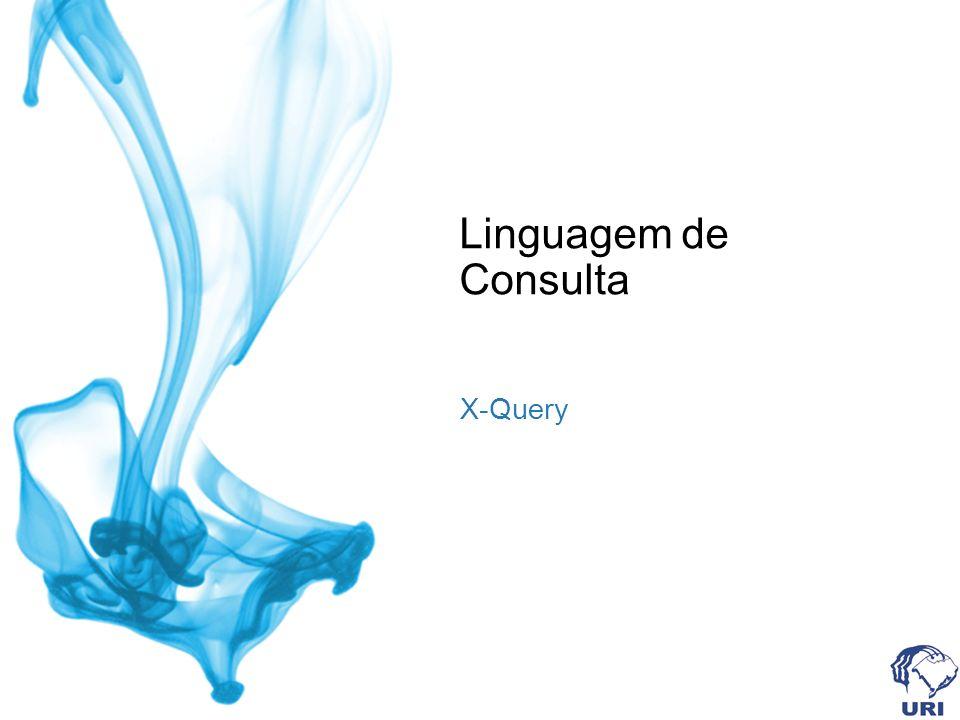 Linguagem de Consulta X-Query