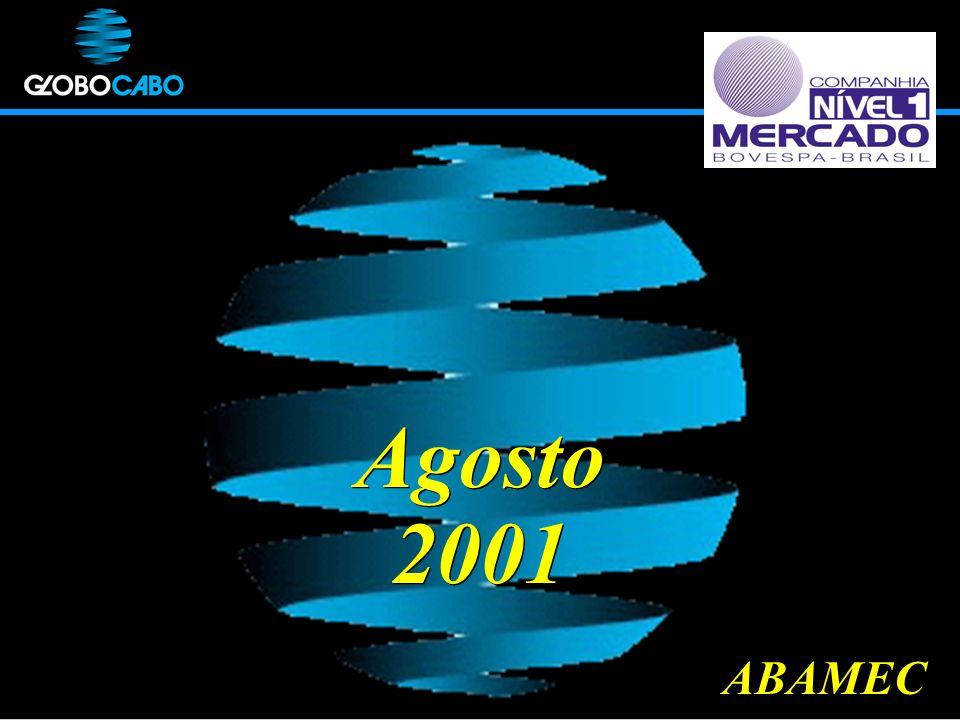Agosto 2001 Agosto 2001 ABAMEC