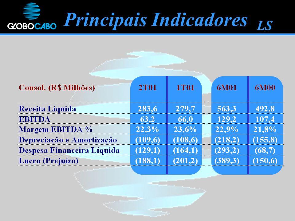 Principais Indicadores LS