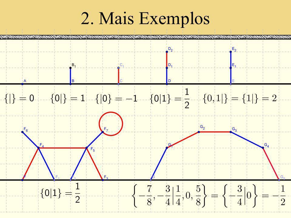2. Mais Exemplos