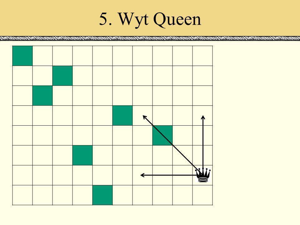 5. Wyt Queen