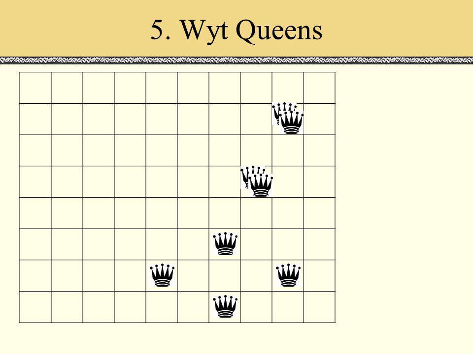 5. Wyt Queens