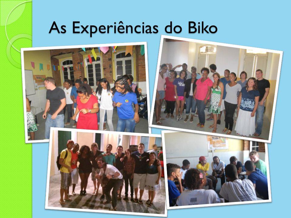 As Experiências do Biko
