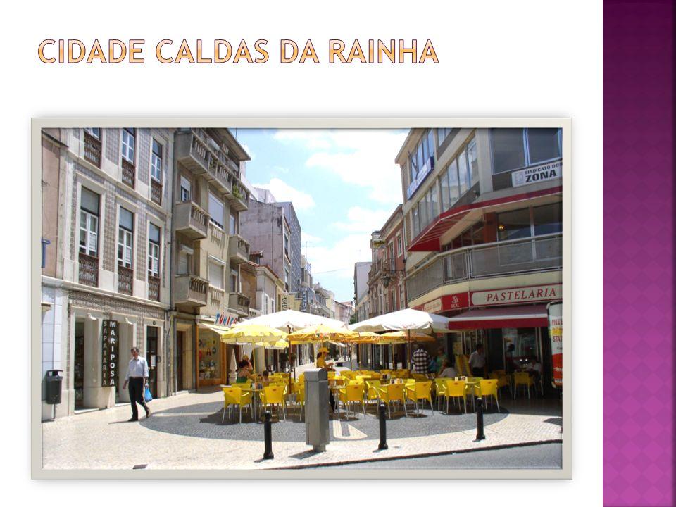 Caldas da Rainha é uma cidade portuguesa situada no distrito de Leiria, região Centro e sub-região do Oeste, com cerca de 25 300 habitantes.