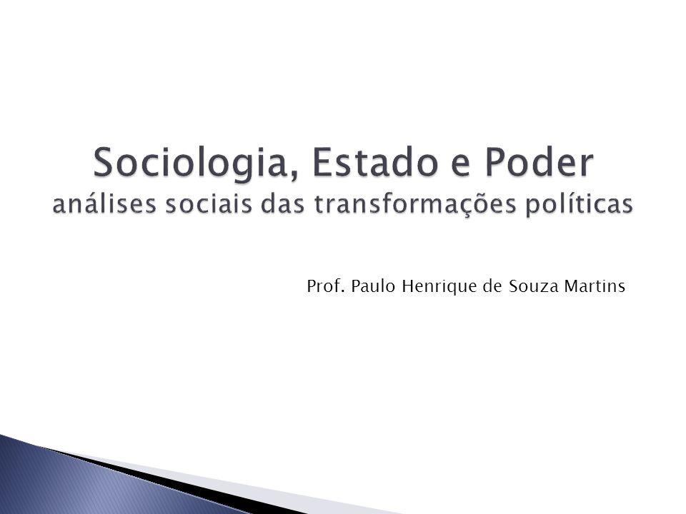 Prof. Paulo Henrique de Souza Martins