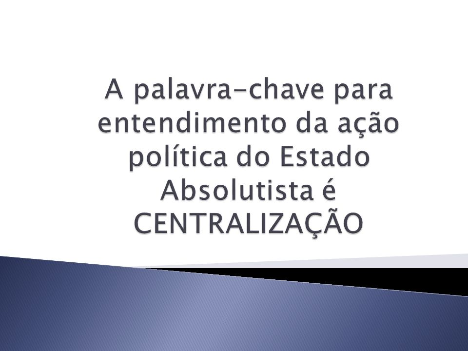 Sistema parlamentarista - poderes são interligados, interdependentes.