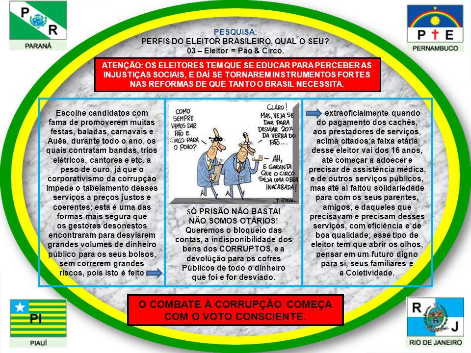 A essência e o objetivo deste Artigo.Página: 02/02 E – Quem promove.