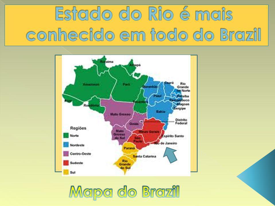 As regiões mais ricas do Brasil são as áreas do Sudeste.