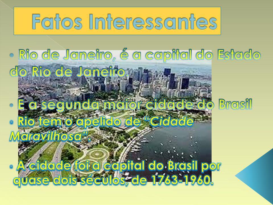 Para fugir do rigoroso inverno na América do Norte e Europa, Rio de Janeiro em novembro de verão é uma das melhores épocas para visitar.