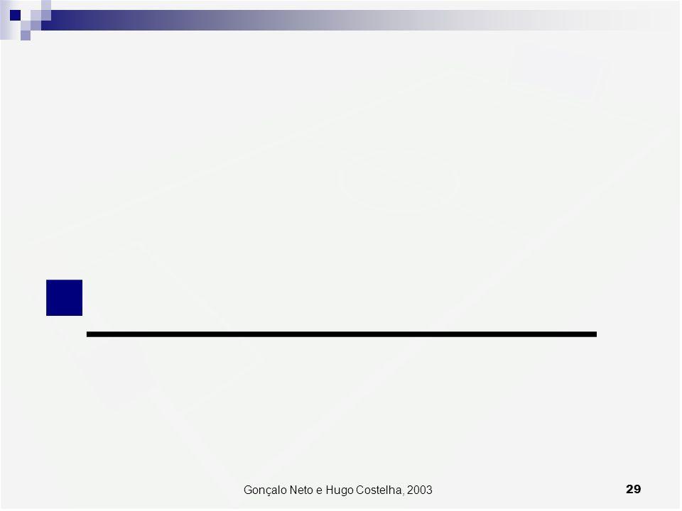 29Gonçalo Neto e Hugo Costelha, 2003 ___________