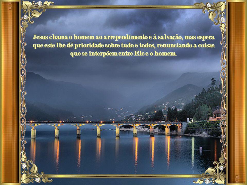O mesmo ocorre na vida espiritual.
